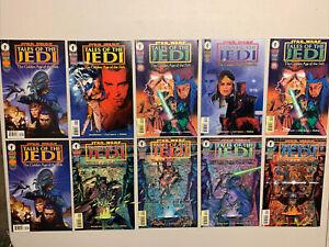 STAR WARS Dark Horse Comic TALES OF THE JEDI Reader Lot Of 17 Comics