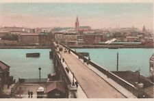 a northern ireland old antique postcard ulster irish londonderry