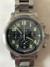 Aviator Poljot Chronograph Watch