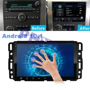 "8"" Android 10.1 Car Radio GPS Player 2+32GB For Chevy Silverado GMC Sierra Yukon"