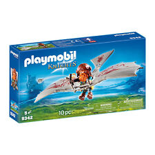 Playmobil Knights Dwarf Flyer Building Set 9342 NEW Toys