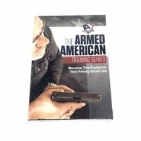 USCCA Concealed Carry DVD Set The Armed American Training Series (6 DVDs)