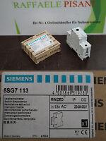 Siemens Lasttrennschalter 5SG7 113 // 5SG7113