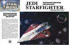 Fine Molds 1/72 Starwars episode2 Jedi Starfighter SW3 Nuevo De Japón