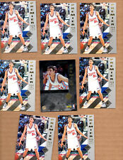 8 CARD LOT of  1995-96 SP #155 Brent Barry RC Los Angeles Clippers