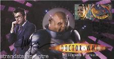"""Dr Who - """"The Sontaran Stratagem"""" Episode - Signed by RUPERT HOLIDAY-EVANS"""