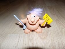 "3"" Russ Chubby Man Troll Pvc Figure Cake Topper Get Well Golf Swing Of Things"