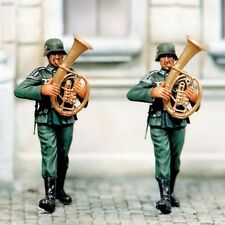 SOL RESIN FACTORY, MM081, 1:35, WAGNER TUBA PLAYER (2 FIGURES)