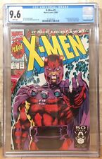 AMAZING COPPER AGE X-MEN ISSUE 1 MARVEL COMIC BOOK CGC 9.6 WHITE PAGES - 1991