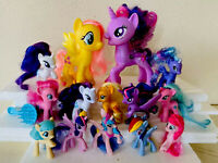 Hasbro My Little Pony Lot Of Ponies MLP Interactive Princess Twilight Sparkle