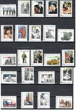 Netherlands complete set of 68 personalized stamps - Nostalgia 50s 60s 70s