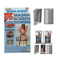 Home Innovations Original Magna Screen Magnetic Mesh Screen - As Seen on TV