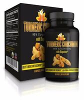 Me First Living Standardized Turmeric 95% Curcuminoids 1000mg With Bioperine