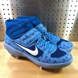 NEW NIKE ALPHA HUARACHE ELITE 2 CLEATS FATHERS DAY BASEBALL CI2227-404 SZ 11.5