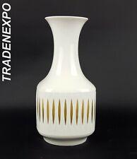 Vintage 1950 HUTSCHENREUTHER Porcelain Vase 7020 West German Pottery