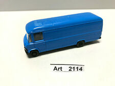 HERPA H0 Mercedes-Benz Transporter MB 508 D, Farbe Blau, Neuwertig, 1:87, RAR
