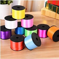 100 Yard Balloon Party Curling Silk Gifts Wrapping Ribbon Rolls