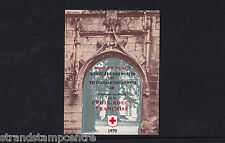 France - 1970 Red Cross Booklet - Mint - SG XSB20