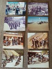 1970s 80s Vintage Group of Harley Davidson Motorcycles Bikes Photo Lot Snapshot