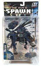 Techno SPAWN Series 15 WARZONE 1999 McFarlane Toys MISB
