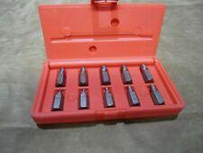 MAC TOOLS 10 Pc. Screw Extractor Set No. 10SE