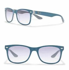 Ray-Ban 48mm Turquoise Wayfarer Junior Sunglasses(Big Kid)/#ORJ9052S