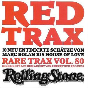 Rolling Stone Rare Trax Vol. 80 - Red Trax (Papersleeve) Topzustand!