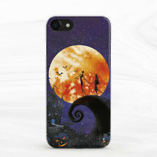 Nightmare Before Christmas Soft Case For iPhone 6S 7 8 Xs XR 11 Pro Plus Max