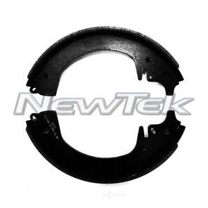 Drum Brake Shoe-Premium New Bonded Brake Shoe Front,Rear NewTek NB53