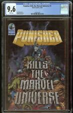 Punisher Kills the Marvel Universe #1 CGC 9.6 White Pages 1995 2048744001
