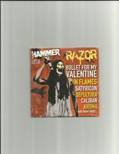 METAL HAMMER: RAZOR - 15 TRACK PROMO CD