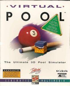Virtual Pool PC Game