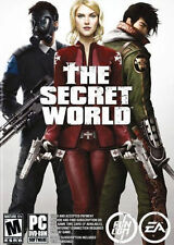 SECRET WORLD($14.99 MONTHLY SUBSCRIPTION REQUIRED) PC ROLEPLAY NEW VIDEO GAME