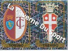 N°589 SCUDETTO # ITALIA TORINO.FC - FC.TREVISO STICKER PANINI CALCIATORI 2004