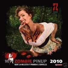 MY ZOMBIE PINUP 2010 - SALDAPRESS - CALENDARIO