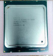 Intel Xeon Processor E5-2680 2.7Ghz turbo 3.5Ghz CPU 20MB Cache. SR0KH LGA2011
