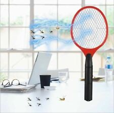 More details for electric fly insect bug zapper bat racket swatter bug mosquito wasp pest killer