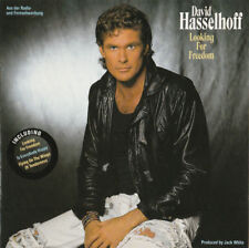 David Hasselhoff ‎- Looking For Freedom / White Records CD 1989