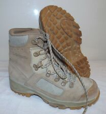 WOMENS LOWA ELITE DESERT COMBAT BOOTS - Size: 6 Large , British Army Issue
