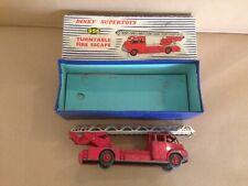 Dinky Supertoys Fire Engine 956 Turntable Fire Escape, original in original box