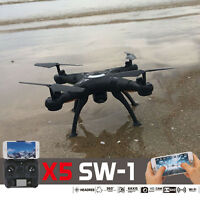 x5sw-1 WIFI Camera Drone FPV 2.4Ghz 4CH 6-Axis RC Quadcopter HD RTF Explorer