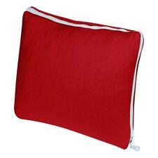 PAD Kissenhülle Zip 45x 45 Cm Red