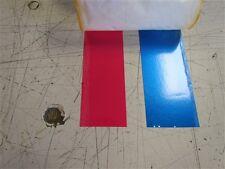 "PINSTRIPE DECAL TAPE BLUE / PINK 4"" X 100' FEET MARINE BOAT"