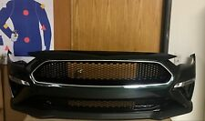 Ford Mustang GT Bullitt Front Bumper Assembly With Running Lights Fogs Lights OE
