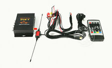 Car DVD GPS Mobile TV Tuner Digital TV Receiver Box DVB-T MPEG-4 Single Antenna