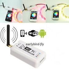Wireless RGB Wifi LED Strip Controller for Smartphone cellphpne Tablet