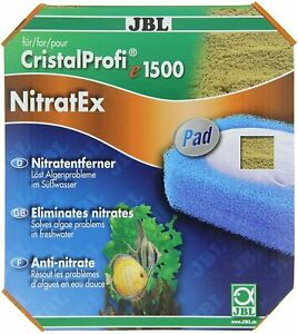 JBL CristalProfi NitratEx Ultra Pad e1500 e1501 e1901 nitrate ex remove reduce