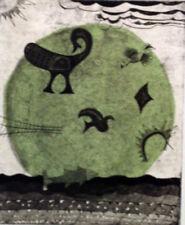SIMORGH conte EAU FORTE Art Moderne K.PARVIZ XXème Iran Perse Orient