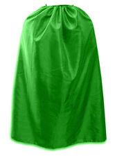 Green Capes, Coats and Cloaks