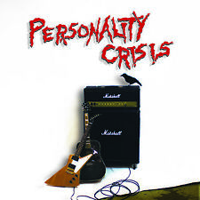 Personality Crisis 2CD punk hardcore Creatures For Awhile plus demos remastered